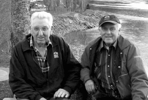 Mickey Olson & Allan McInnes