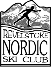 The Revelstoke Nordic Ski Club Logo